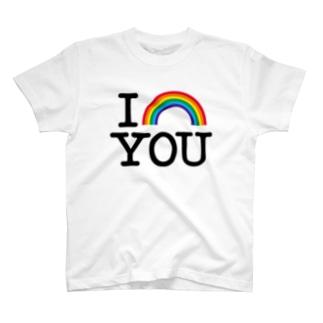 APT406のI NIJI YOU T-shirts