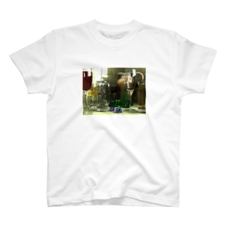 Glasses 800 edit T-shirts