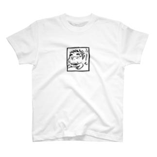 オジさんの悩み T-shirts