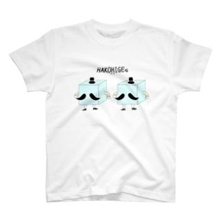 理系TEE. HAKOHIGEs T-shirts
