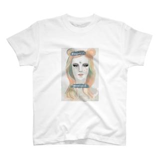 女神ちゃん T-shirts
