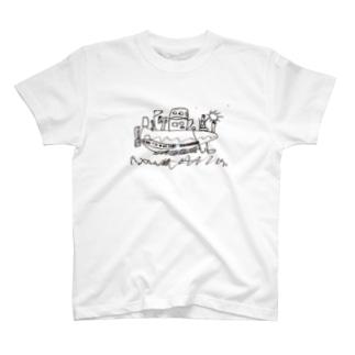 フネ T-shirts
