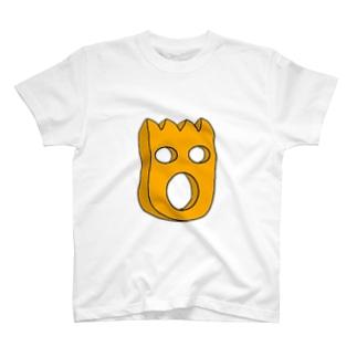 モグT(空洞) T-shirts