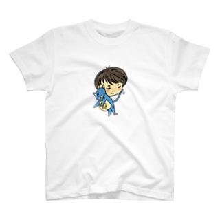 わたしとロックロック T-shirts
