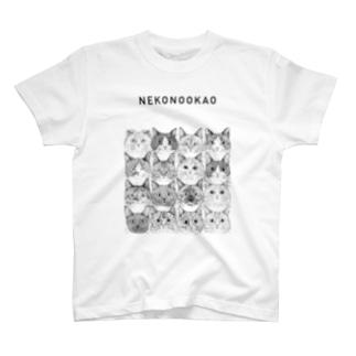 第9回同窓会/NEKONOOKAO/16CATS T-shirts