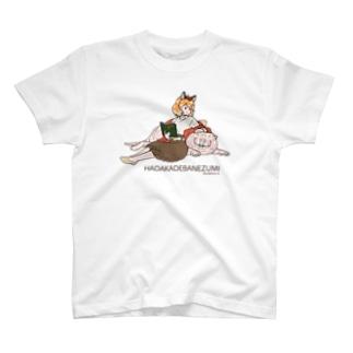 きつねさんとハダカデバネズミ T-shirts
