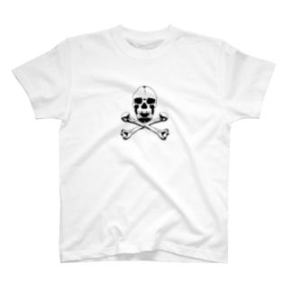 毒髏DOCURO T-shirts