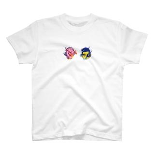 ばでぃー T-shirts