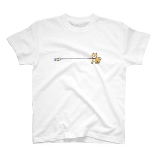 帰りたくない柴犬 T-Shirt