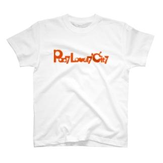 PadyオリジナルロゴTシャツ T-shirts