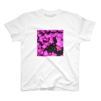 ひかわまことの撫子 T-shirts