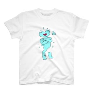 Mr.温水 T-shirts