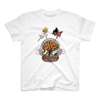 """scramble"" T-Shirt"