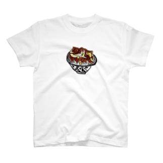 牛丼 T-shirts
