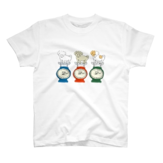 パピーちゃんず T-shirts
