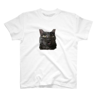 黒猫ちゃん T-shirts