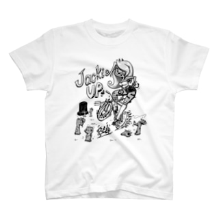 """Jackie up"" 2 T-shirts"