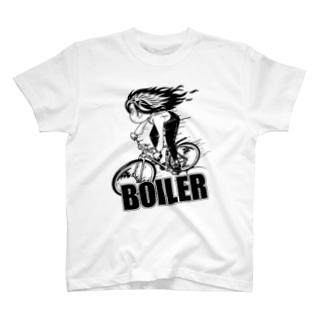 """BOILER"" T-shirts"