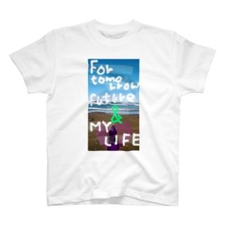 メッセージT T-shirts