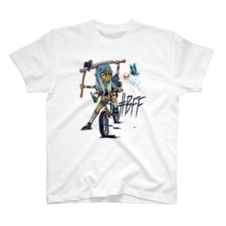 """nidan-illustrationの""""#BFF"""" T-Shirt"""