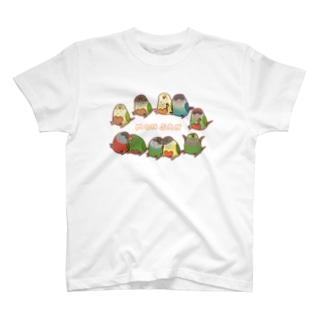 《MONSAN》ウロコズ T-shirts