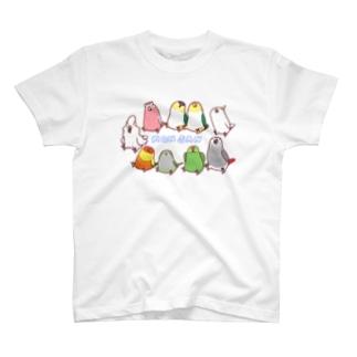MONSAN SHOPの《MONSAN》おっきいこズ T-shirts