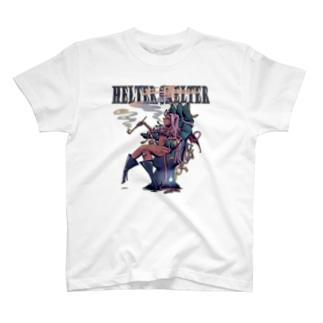 """""""HELTER SKELTER"""" T-Shirt"""