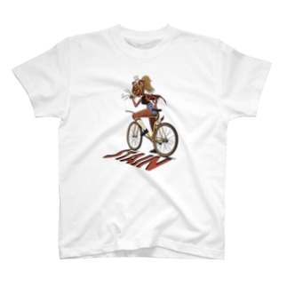 "nidan-illustrationの""STAIN"" T-Shirt"