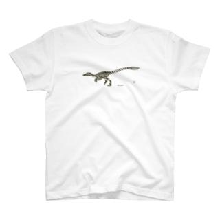 ヴェロキラプトル T-shirts