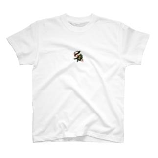 昆布締めオジサン T-shirts