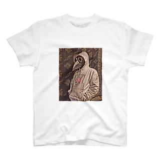 ペストマスク T-shirts