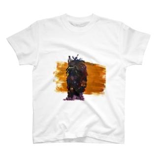くじらつかい。 T-shirts
