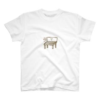 ちょっと休憩 T-shirts