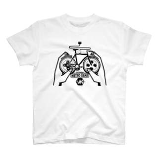"nidan-illustrationの""SUPER METRO GEAR"" #2 T-shirts"