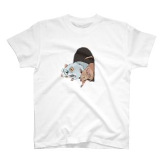 脱走作戦 T-shirts