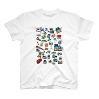「BUSES」 T-Shirt