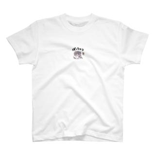 ぽっちゃりネコ T-shirts