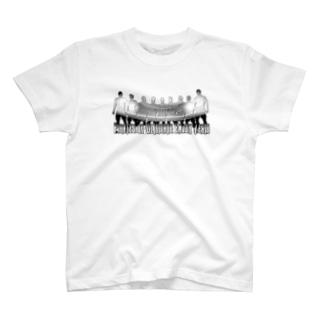 """Stadium Ver""Pirates of Ultimate Enjoy Team T-shirts"
