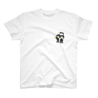 仲良しおんぷちゃん T-shirts