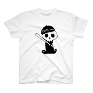 Baseball skall (バッター)2 T-shirts