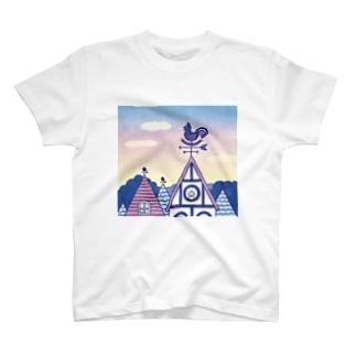 ひよこのおうち T-shirts
