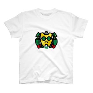 パ紋No.2839 松 T-shirts