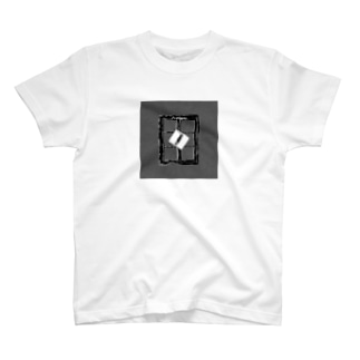 Monochrome window T-shirts