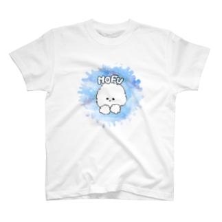 ЯMMRのもふもふビション T-shirts