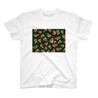皮肉な T-shirts