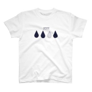 JOIE  「雨」 T-shirts