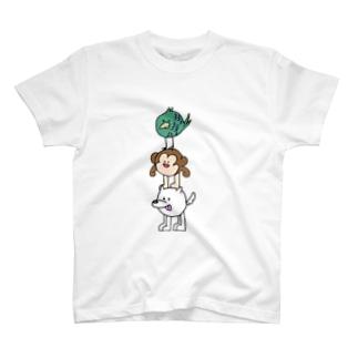 おにたいじ T-shirts