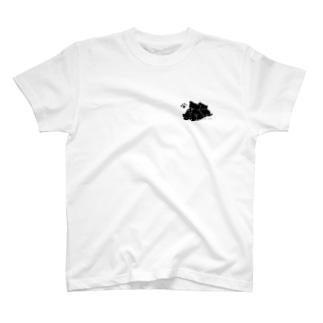 にゃん三姉妹 2 T-shirts