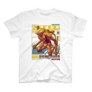 飛脚ろぼ T-shirts