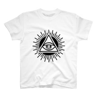 趣ミナティMONO T-shirts